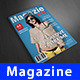 A4 Magazine Template Vol.7 - GraphicRiver Item for Sale