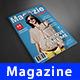 A4 Magazine Template Vol.7 - GraphicRiver Item for Sale