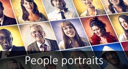 People portraits Photodune