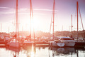 Yachts in port - PhotoDune Item for Sale
