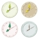 Set of Seasonal Clock Summer, Autumn, Winter and Spring - GraphicRiver Item for Sale
