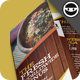 Alea Restaurant Trifold Brochure - GraphicRiver Item for Sale