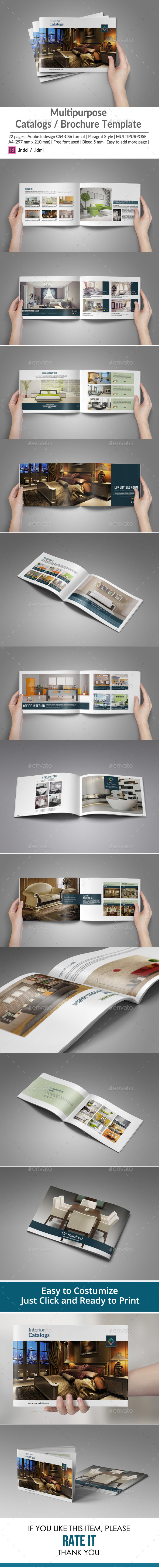 GraphicRiver Catalogs Brochure 9128822