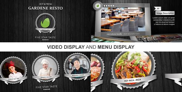 New Restaurant Presentation II