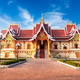 Outdoor park with Buddhist Society Hall. Vientiane, Laos, - PhotoDune Item for Sale