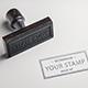 Rubber Stamp Mockup - GraphicRiver Item for Sale