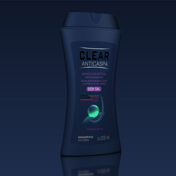 shampoo - 3DOcean Item for Sale