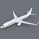 Boeing 737-800 - 3DOcean Item for Sale
