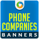 Telephone Company Banners - GraphicRiver Item for Sale