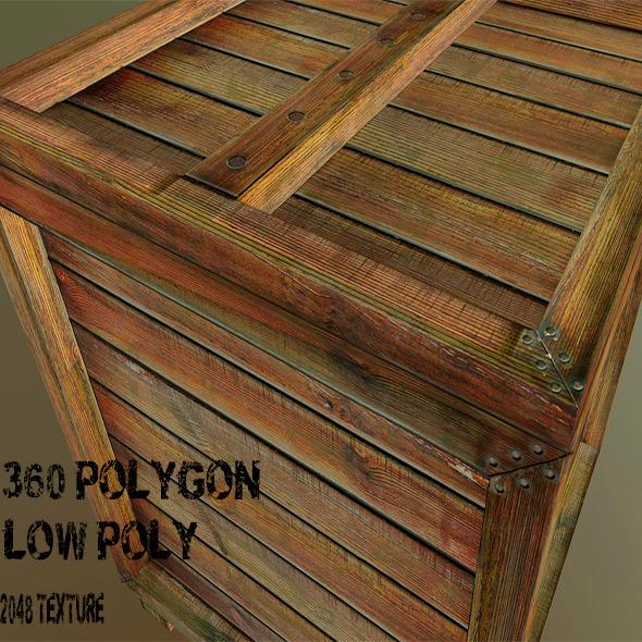 3DOcean OldBox 9133465