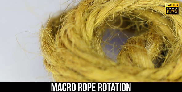 VideoHive Rotation Rope 9093220