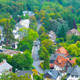 Little Town in Forest - VideoHive Item for Sale