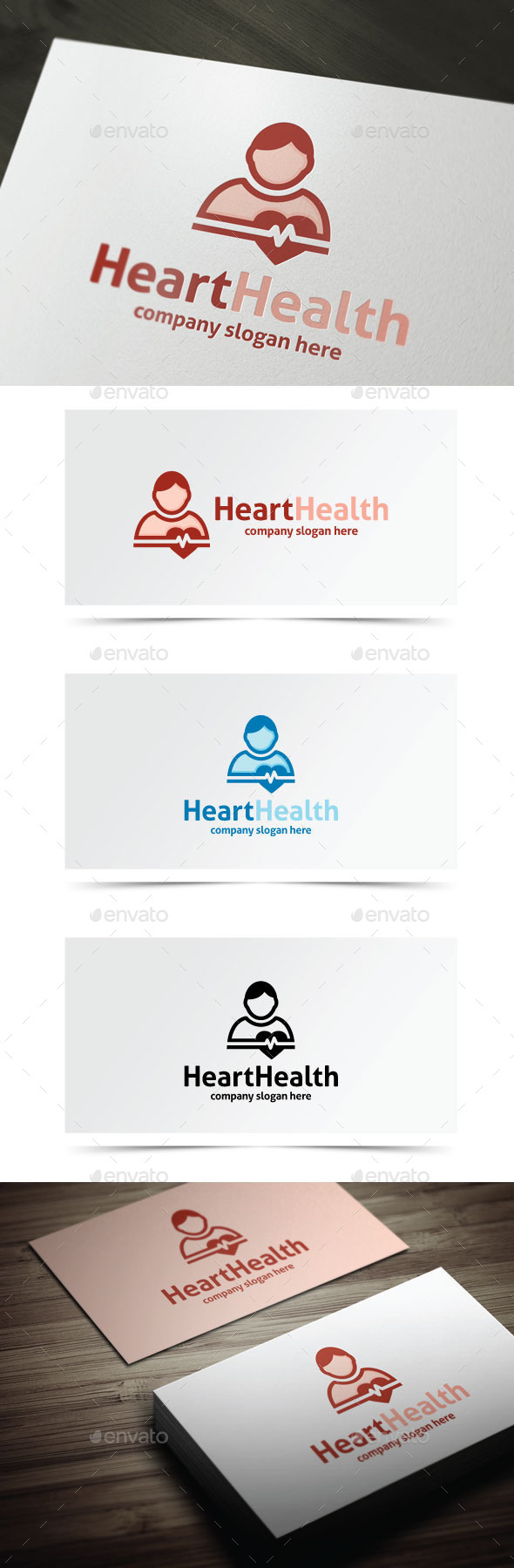 GraphicRiver Heart Health 9134565