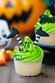 Halloween cupcake - PhotoDune Item for Sale