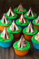Teepee cupcakes - PhotoDune Item for Sale