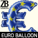 Euro Balloon - 3DOcean Item for Sale