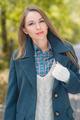 Pretty Young Woman in Autumn Season Attire - PhotoDune Item for Sale