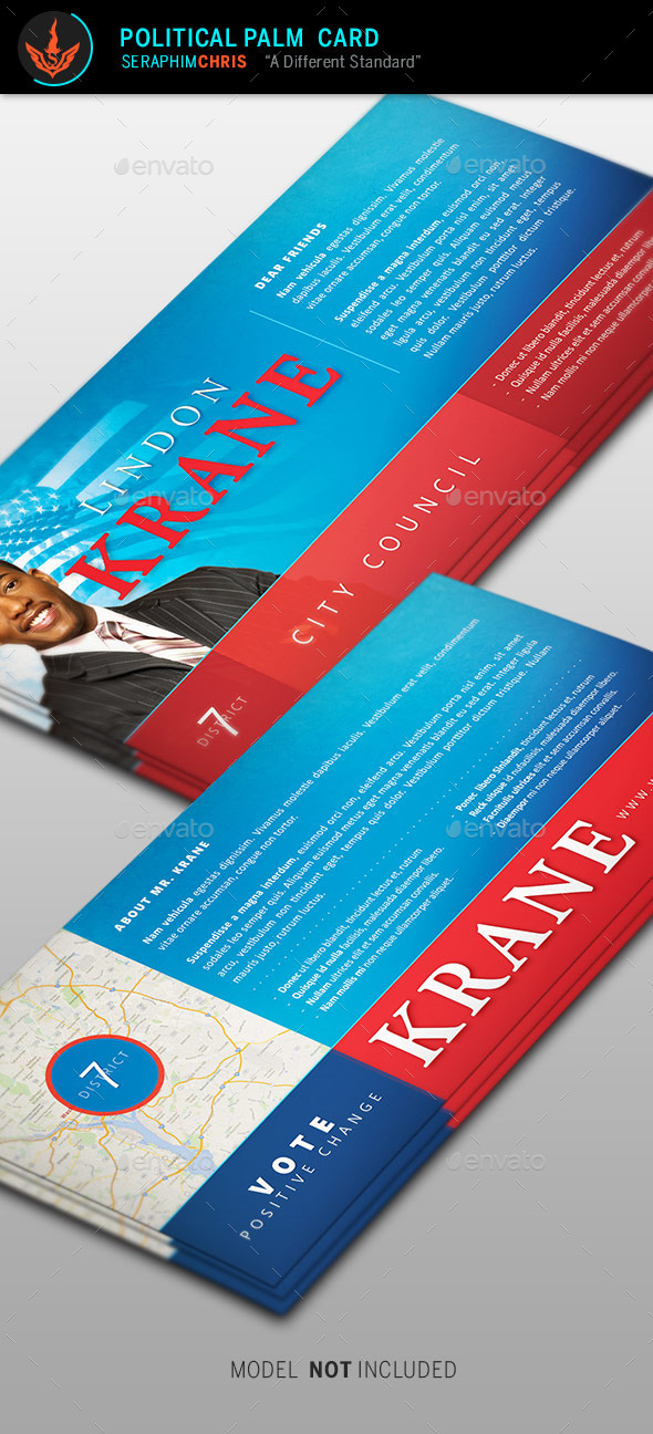 GraphicRiver Political Palm Card Template 4 9136127