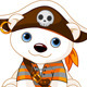 Halloween Polar Bear - GraphicRiver Item for Sale