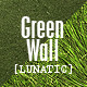 Green Wall backgrounds - GraphicRiver Item for Sale