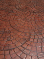 brown stone block floor of pavement - PhotoDune Item for Sale