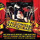 Halloween Masquerade - GraphicRiver Item for Sale