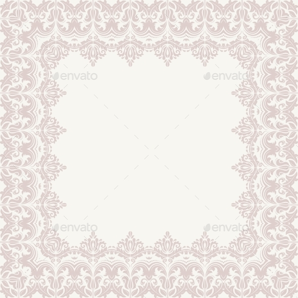 GraphicRiver Floral Pattern Abstract Background 9137309