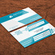Clean and Modern Corporate Business Card - GraphicRiver Item for Sale