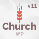 Church and Events - Responsive WordPress Theme - ThemeForest Item for Sale
