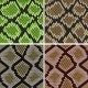 Seamless Snake Skin Patterns - GraphicRiver Item for Sale