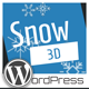 Snow 3D - Christmas Plugin for WordPress