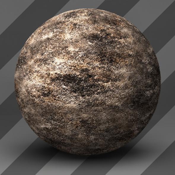 3DOcean Rock Landscape Shader 002 9140001