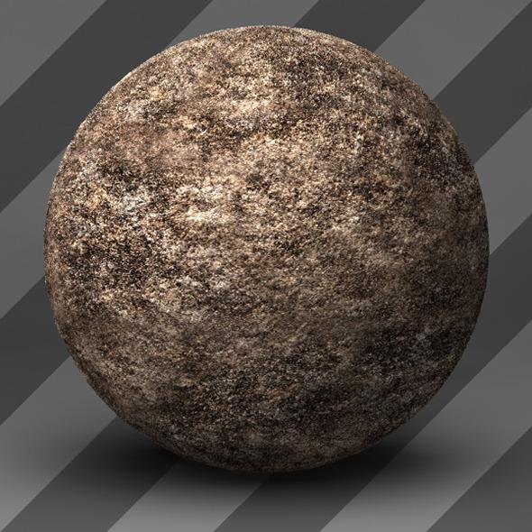 3DOcean Rock Landscape Shader 006 9140087