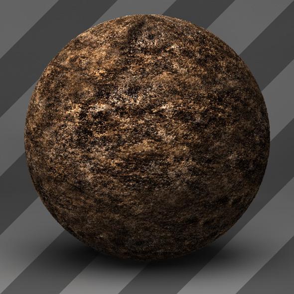 3DOcean Rock Landscape Shader 011 9140242