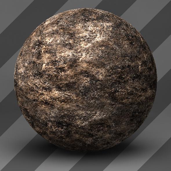 3DOcean Rock Landscape Shader 016 9140291
