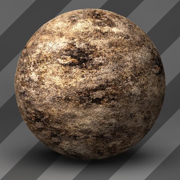 3DOcean Rock Landscape Shader 017 9140328