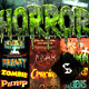 Horror and Halloween Styles Bundle - GraphicRiver Item for Sale