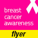 Breast Cancer Flyer Ver 02 - GraphicRiver Item for Sale