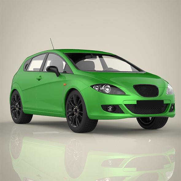 3DOcean Sport car 9140765