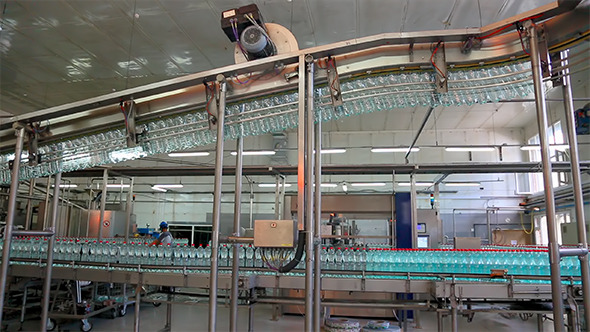 Automatic Drinking Water Bottling Line