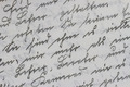 German Handwriting from 1919 - Detail - PhotoDune Item for Sale