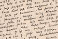 German Handwriting from 1924 - Detail - PhotoDune Item for Sale
