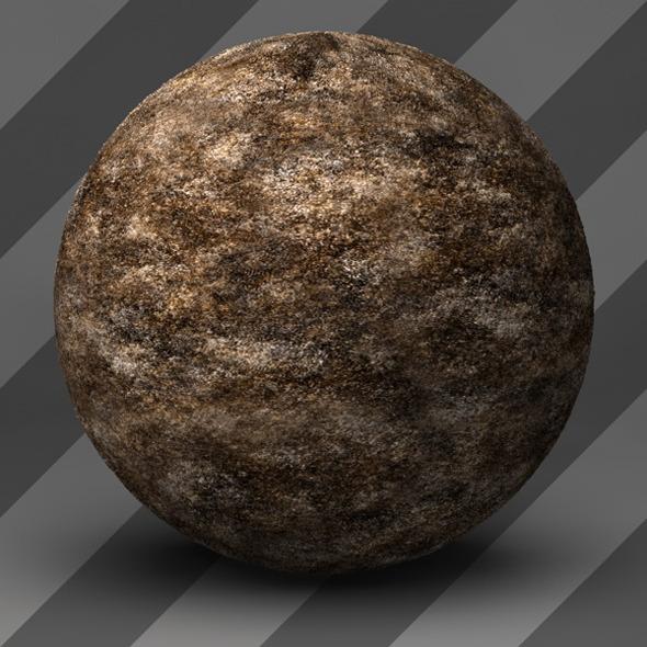 3DOcean Rock Landscape Shader 025 9144610