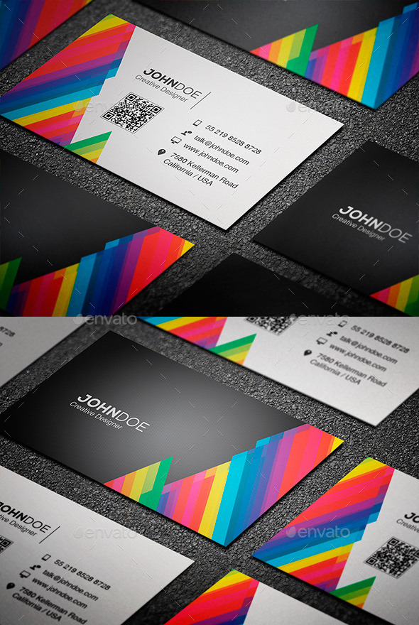 GraphicRiver Creative Business Card 9144945