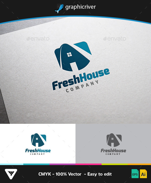 Fresh House Logo
