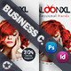 Saloon Business Card Bundle Templates - GraphicRiver Item for Sale