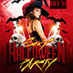 Sexy Halloween Party Flyer - GraphicRiver Item for Sale