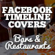 Facebook Timeline Covers - Bars & Restaurants - GraphicRiver Item for Sale
