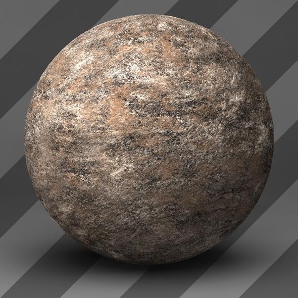 3DOcean Rock Landscape Shader 031 9145771