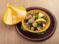 Tajine, moroccan chicken with lemon confit - PhotoDune Item for Sale